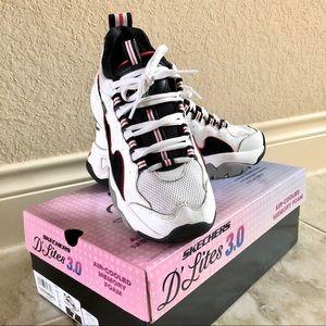 Skechers D'Lites 3.0 Sneaker